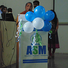 Events at ASM's IBMR