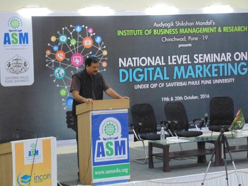 Sminar on National Level Digital Marcketing