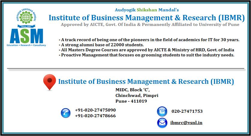 IBMR Contact us