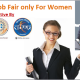 ASM IBMR Job Women fair 14