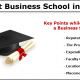 best business school in India
