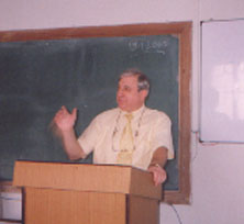 Prof. Wayne Rokmore - East Tenneessee State University, USA