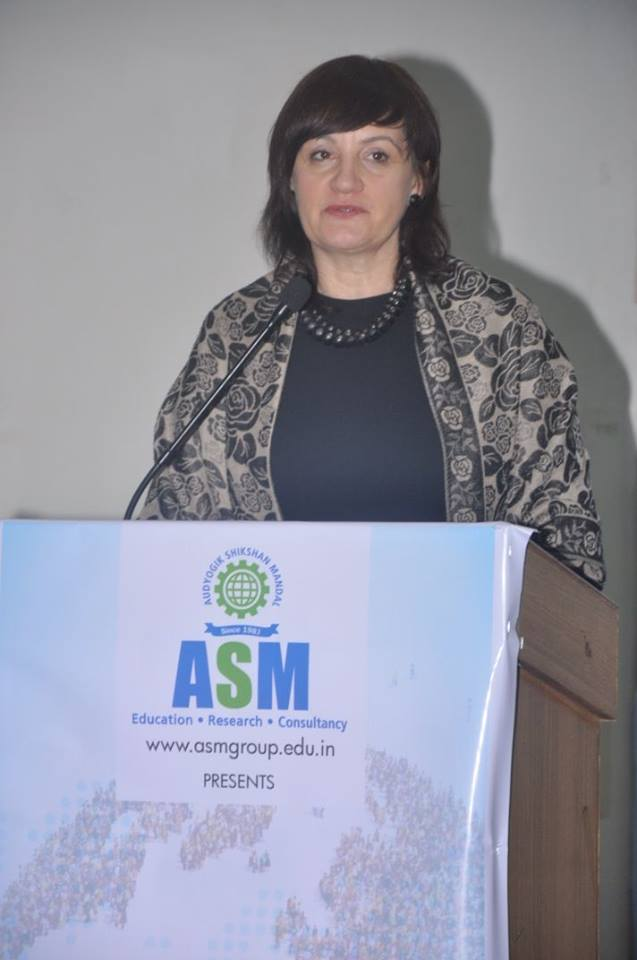 Ms. Anna Opalka - University of Applied Sciences in Nysa, Poland