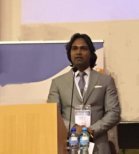 Dr. Pradeep Kumar - President at Indo-European Education Foundation, Warsaw, Poland