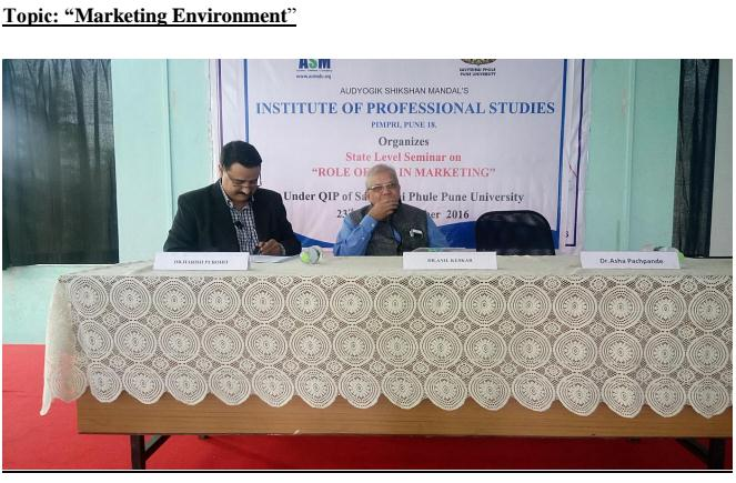 Dr. Harish Kumar Purohit