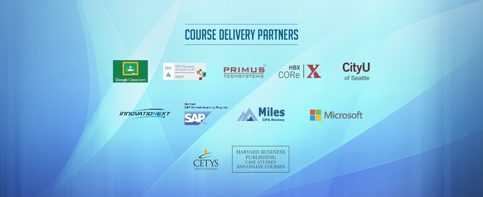 Course Delivery Partner - ASM IBMR