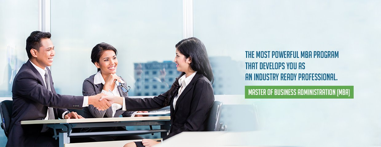 Masters in Business Administration Program in Pune