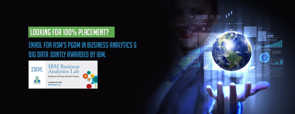 PGDM Business Analytics and Big Data in Pune