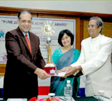 Mr. Arun Firodia - Chairman, Kinetic Engineering