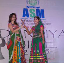 Dandiya Event at ASM IBMR