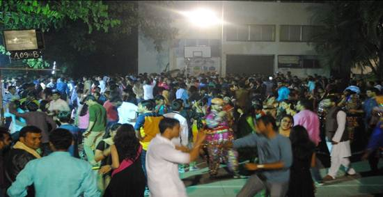 ASM IBMR Event - Dandiya Night
