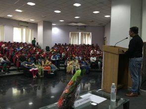 Session by Mr. Apurva Chamaria