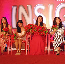 Insignia an inter collegiate cultural fest -2017