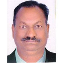 Dr. K. M. Jadhav - Principal, ASM's CSIT