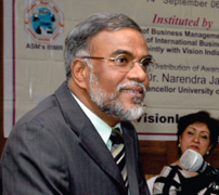 Dr. Narendra Jadhav - Member, Planning Commission