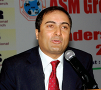 Mr. Shyam Kambeyanda - Asia Pacific Head, Eaton