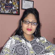Dr. Manju Gupta Director – MCA at ASM's IMCOST