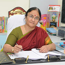 Mrs. Nivedita Madkikar - Academic Director, EMPROS International School, Talegaon