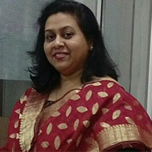 Mrs. Roopali Kardile - Vice Principal, EMPROS International School, Chinchwad