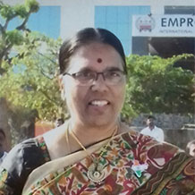 Mrs. Seethalakshmy Iyer - Director, EMPROS International School, Talegaon