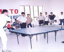 Sports Facility at ASM's IBMR College, Pune