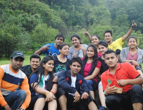 Team Building Activities - ASM's IBMR, Pune