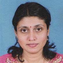 Dr. Vrushali Gadekar - Incharge Principal, ASM's CSIT