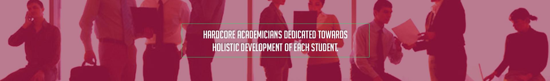 Core Faculty - ASM IBMR College