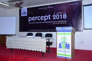 ASM Percept Event - 2018