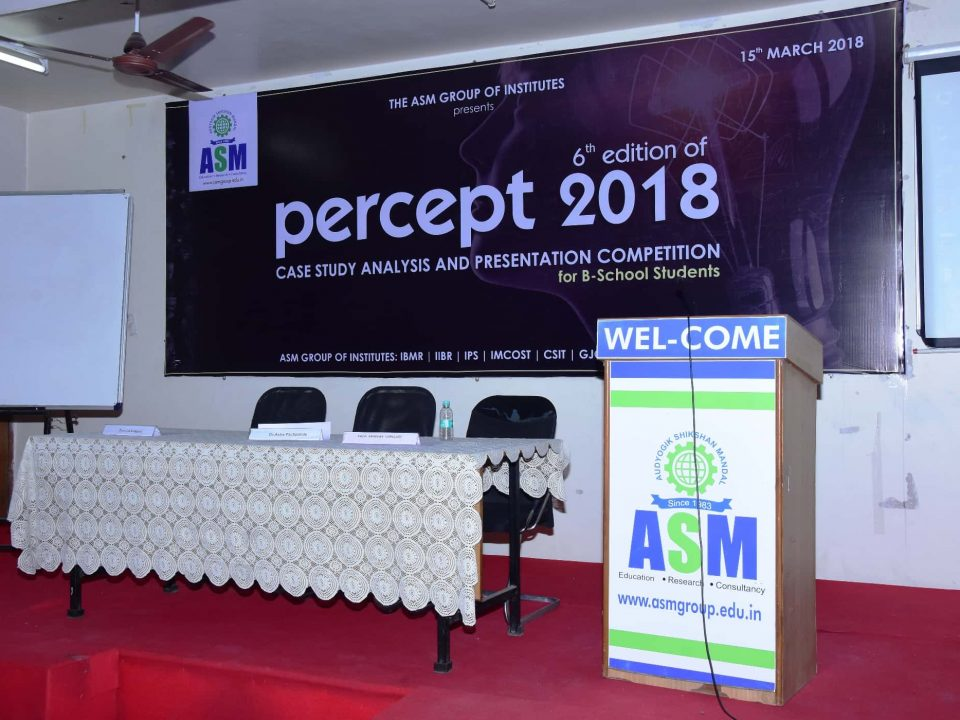 ASM Percept Event - 2018