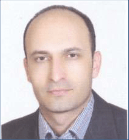 Afshin Sherkat<br>Zarin Tile Industry (Commercial Manager)