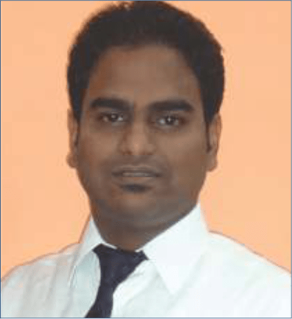 Veeraiah Chowdary<br>The Orange One (CEO)