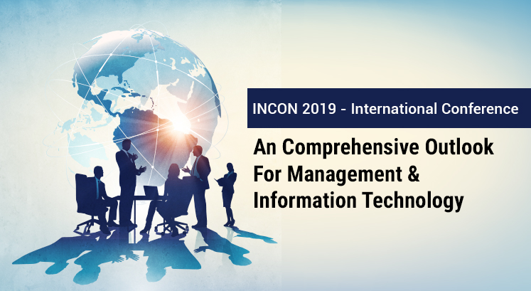 INCON 2019: A Comprehensive Outlook for Management & Information