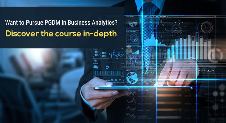PGDM in Business Analytics