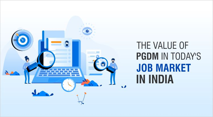 Value of PGDM in India