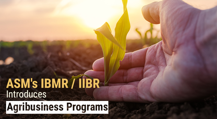 IBMR Introduces Agribusiness Programs