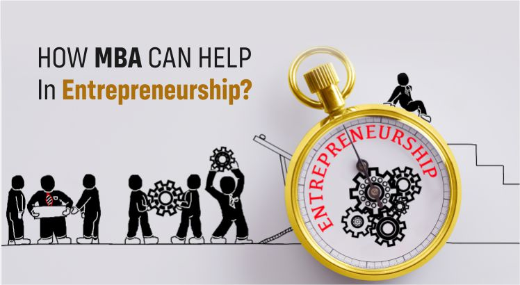 MBA Help in Entrepreneurship