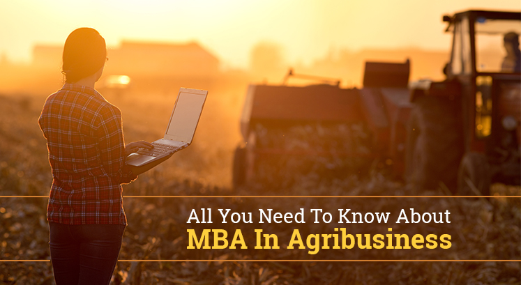 MBA in Agribusiness Management