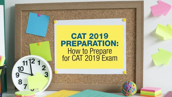 CAT 2019 Preparation