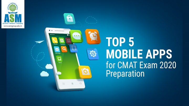 Mobile Apps for CMAT Exam 2020