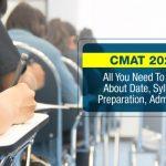 CMAT Exam 2020