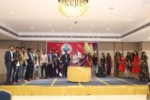MBA Fresher Party 1