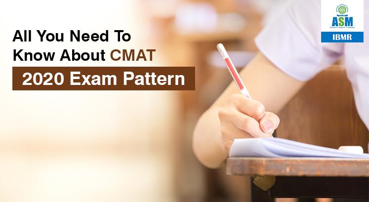 CMAT 2020 Exam Pattern