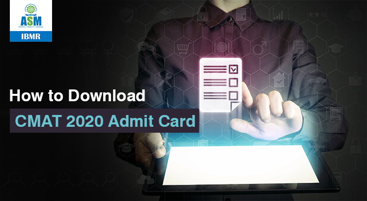 How To Download cmat 2020 Admit Card