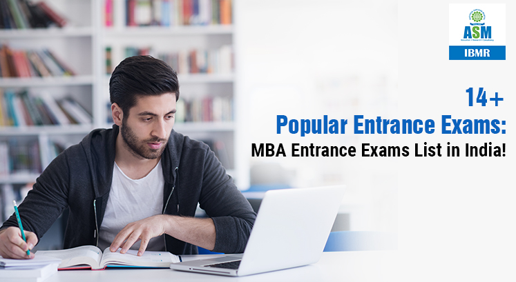 MBA Entrance Exams List in India