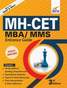 MH-CET (MBA/ MMS) Entrance Guide - 3rd Edition