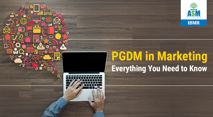 A Guide to PGDM in Marketing Program