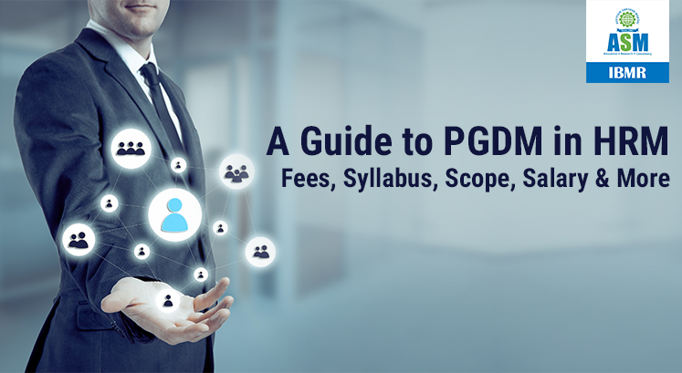 Guide to PGDM in HRM