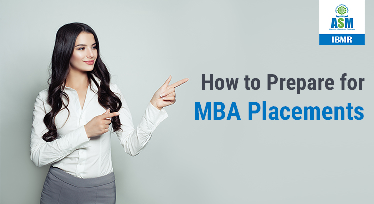 How to Prepare for MBA Placements