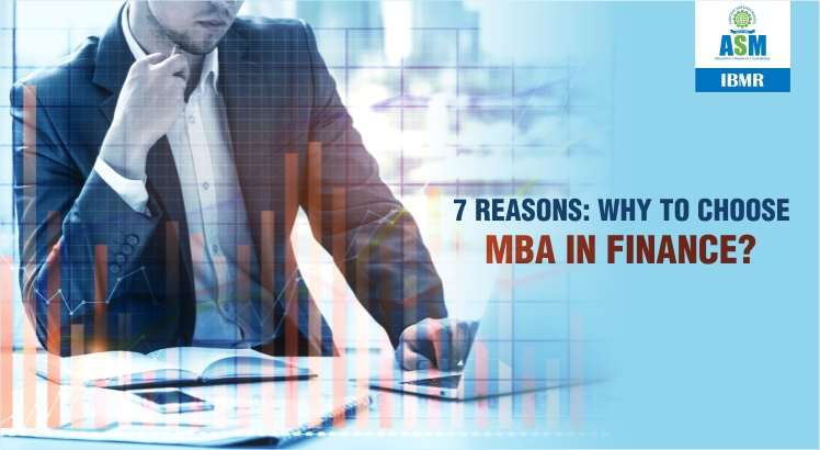 7 Benefits to Consider MBA in Finance